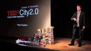We Should Get to Know Each Other: Mark Hopkins at TEDxCalgary
