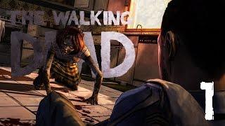 Ki vagyok én?! | The Walking Dead - Episode 1: Egy új nap #1