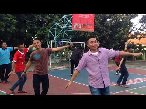 Latihan Flashmob GeMuFaMiRe SMKN 29 & KOPPETA HAM