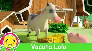 Vacuta Lola - Cantece pentru copii cu animale