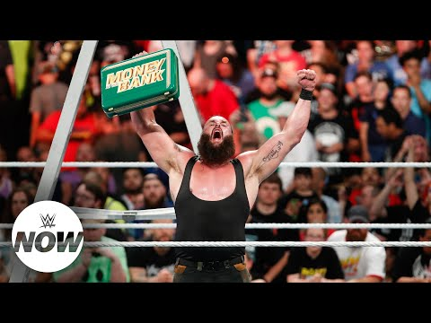 Xxx Mp4 Full WWE Money In The Bank 2018 Event Results WWE Now 3gp Sex