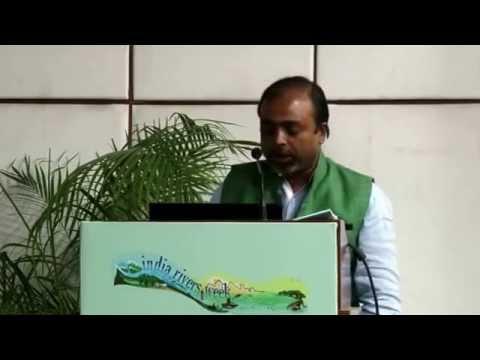 Pranab Choudhary speaking on