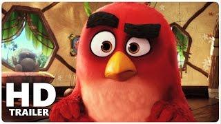 Angry Birds Der Film Trailer (2016)