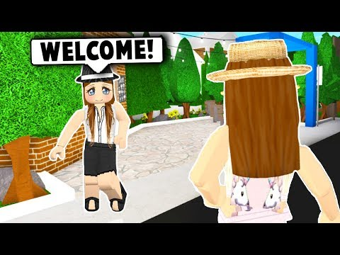 Xxx Mp4 MOVING INTO MY NEW TOWN Roblox Bloxburg Roblox Roleplay 3gp Sex