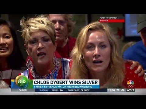 Chloe Dygert Watch Party