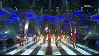 T-ARA & SeeYa & Davichi - Wonder Woman, 티아라 & 씨야 & 다비치 - 원더우먼, Music Core 2