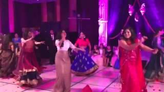 Sangeet dance on Gallan Goodiya