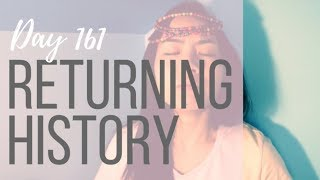 161. Returning History