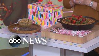 Food Network host Clinton Kelly judges the 'GMA' sweet treat showdown | GMA