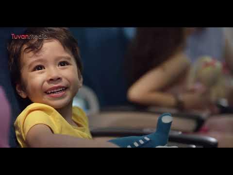 Quảng cáo Hạng Phổ Thông Vietnam Airlines do Tuvanmedia sản xuất Công ty sản xuất phim quảng cáo