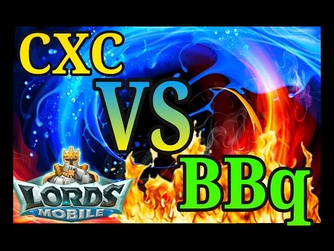 Xxx Mp4 Lords Mobile Insane Fights BBq VS CXC 3gp Sex