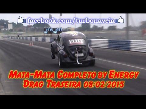 Mata Mata by Energy Drag Traseira 1º Drag Race 08 02 2015
