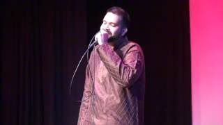 Ali regales all with his Rahat Fateh Ali Khan song from Veer