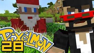 Minecraft: Pokemon Ep. 28 - SANTA MUST DIE