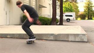 HOW TO NOSE MANUAL NOLLIE 180 SWITCH NOSE MANUAL