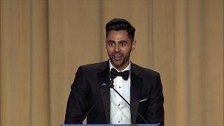 Hasan Minhaj full White House Correspondents Dinner speech