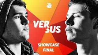 CODFISH vs D-LOW     Grand Beatbox SHOWCASE Battle 2018     FINAL