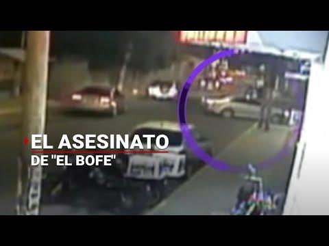 Videocámara graba asesinato de El Bofe Noticias