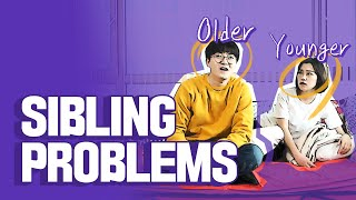 The Real Sibling Problems • ENG SUB • dingo kbeauty
