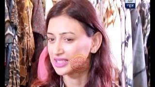 Watch popular ex-TV star Gauri's exhibition