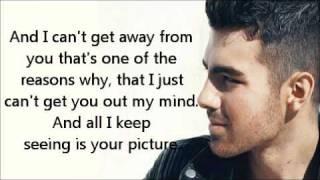 Joe Jonas- See No More(Lyrics)