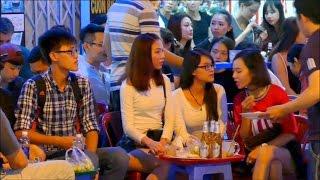 Saigon 2016  - Vietnam Trip Ben Thanh Market & Traffic