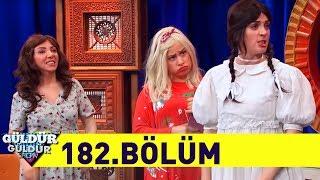 Güldür Güldür Show 182. Bölüm Tek Parça Full HD