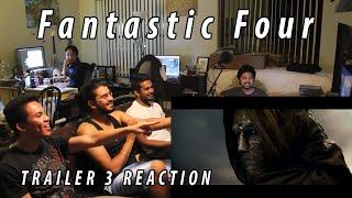 Fantastic Four Trailer 3 Reaction