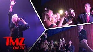 Olympic Hero Slays Cardi B Verse For G-Eazy | TMZ TV