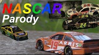 NASCAR Parody - The Real Reason Carl Retired