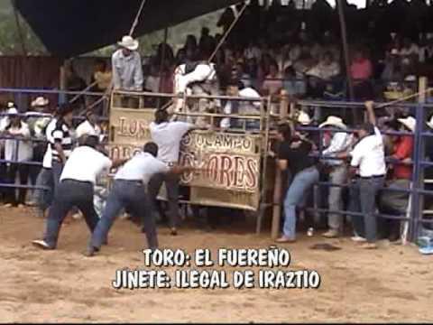 LA CAJA Mpio. de Lagunillas Mich. los destructores de Memo Ocampo