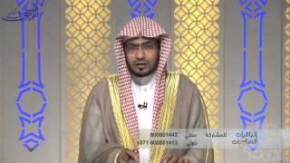 سائل يشكو كثرة الذنوب فيجيبه :ــ الشيخ صالح المغامسي **مؤثر