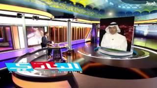 المرزوقي المرشح لرئاسة نادي الاهلي ضيف برنامج في المرمى