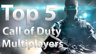 Top 5 Multiplayers in