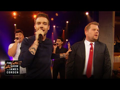 Boy Bands v. Solo Artists Riff-Off w Liam Payne