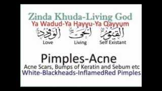 Pimples - Acne say Shifa