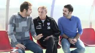 Zeman con Pio e Amedeo in Z-Factor