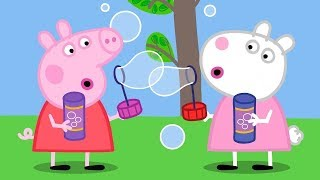 Peppa Pig English Episodes | The Race to Peppa's House #PeppaPig