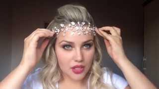 #28 - Penteados de noiva