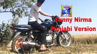 Washing Powder Nirma Punjabi Version and Bike revs