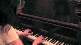 Nights in White Satin- The Moody Blues/ Dark Shadows Movie Theme Piano Improvisation