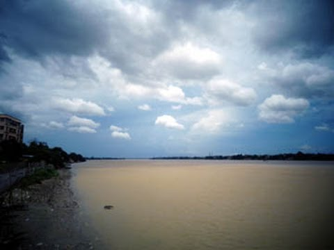 Monsoon Arrived at India - Konnagar, Hooghly, West Bengal - Places to see