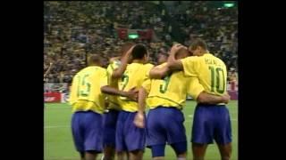 World Cup 2002 All Goals Ronaldo