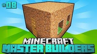 PENTHAUSWOHNUNG in 4 MINUTEN?! - Minecraft Master Builders #08 [Deutsch/HD]
