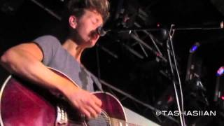 The Vamps @ Solus, Cardiff - She Was The One (Acoustic Performance)