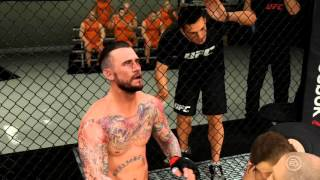 nL Live on Hitbox.tv - EA UFC 2 Career Mode: CM Punk [PART 1]