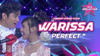 Sweet Bersemut Warissa Dengan Perfect | Ed Sheeran | Johan, Pak Nil, AC Mizal, Hazama