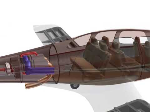 NASA Low Cost and Low Noise Personal Air Vehicle Concept