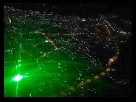 Makassar - Pilot di Serang Dengan Sinar Laser Pesawat Hampir Jatuh