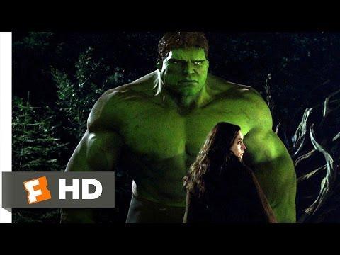 Hulk (2003) - Hulk vs. Hulk Dogs Scene (4/10)   Movieclips